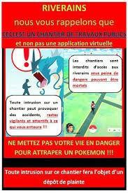 Attention au Pokémon !!!