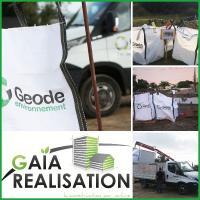 Gaïa Réalisation met en place le tri et la revalorisation de ses déchets de chantier.